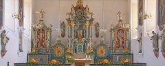 Hochaltar der Wallfahrtskirche